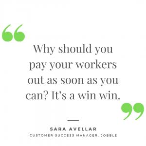 quote from sara avellar