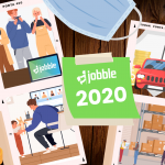 Jobble in 2020